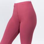Wholesale women s Mix Brand Waistband Solid Peach Skin Leggings Elastic Waistban