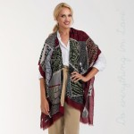 Wholesale do everything Love Brand Lightweight Mixed Print Kimono One fits most