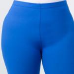 Wholesale women s Plus Mix Brand Waistband Solid Peach Skin Leggings Elastic Wai
