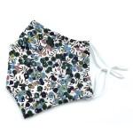 Wholesale do everything Love Brand Adjustable Floral Print Fashion Mask Filter I