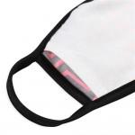 Wholesale adults Reusable Print T Shirt Cloth Mask Filter Insert Machine Wash Co