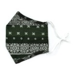 Wholesale do everything Love Brand Adjustable Bandana Patch Print Fashion Mask F
