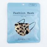 Wholesale do everything Love Brand Adjustable Animal Print Mask Filter Insert No