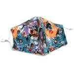 Wholesale do everything Love Brand Adjustable Floral Print Mask Filter Insert No