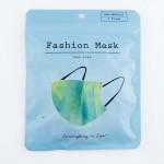 Wholesale do everything Love Brand Adjustable Tie Dye Mask Non Medical Adjustabl