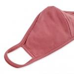 Wholesale kIDS Reusable Solid T Shirt Cloth Mask Seam Filter Insert Machine Wash