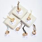 Wholesale pC Rhinestone Star Ring Set Gold PC Per Set One fits most