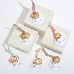 Wholesale pC Textured Flower Ring Set Gold PC Per Set One fits most